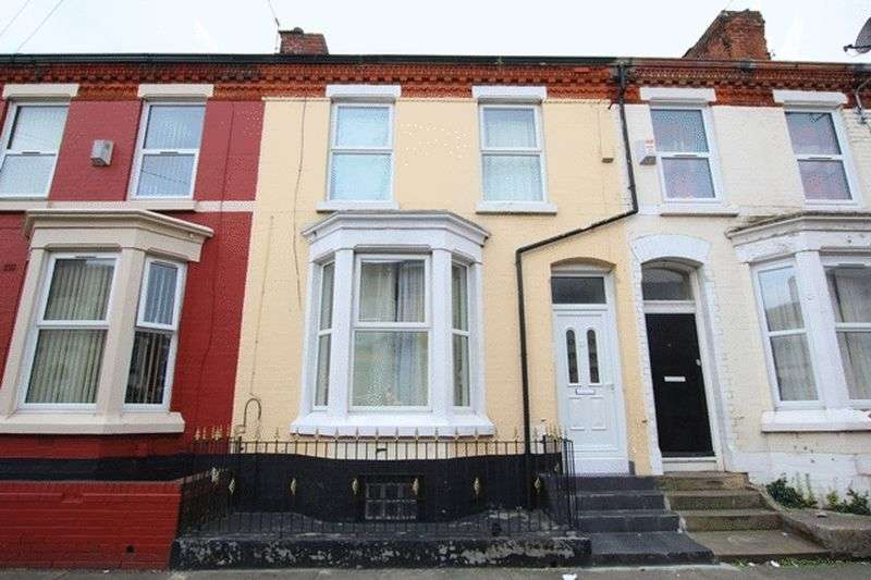 3 Bedrooms Terraced House for sale in Newcombe Street, Tuebrook, Liverpool, L6