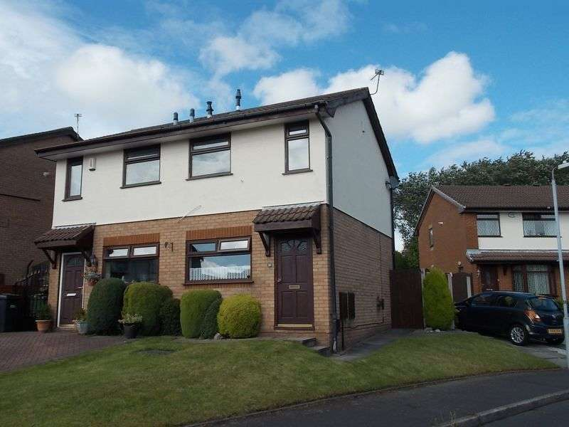 2 Bedrooms Semi Detached House for sale in Wharfedale, Bolton