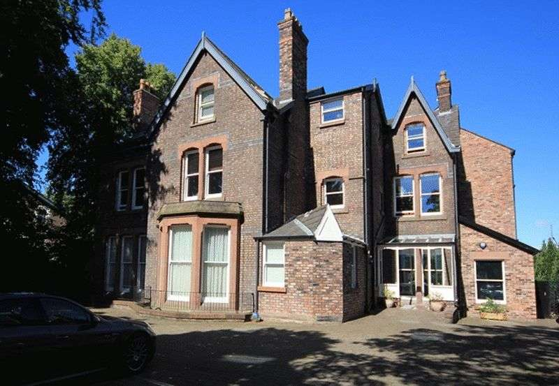 2 Bedrooms Flat for sale in Elmsley Road, Mossley Hill, Liverpool, L18
