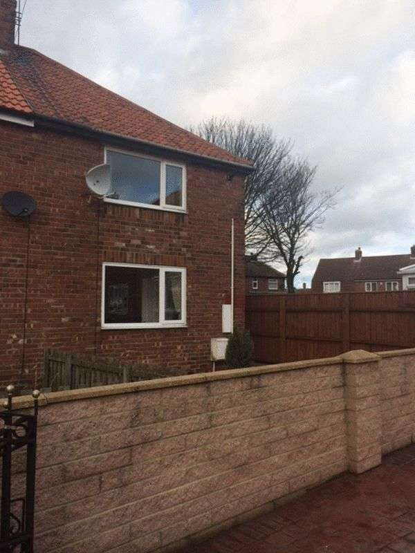 3 Bedrooms Semi Detached House for sale in Bruce Glazier Terrace, Durham