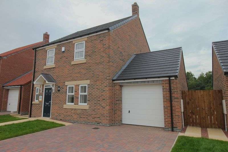 3 Bedrooms Detached House for sale in Honey Pot Close , Stockton-On-Tees