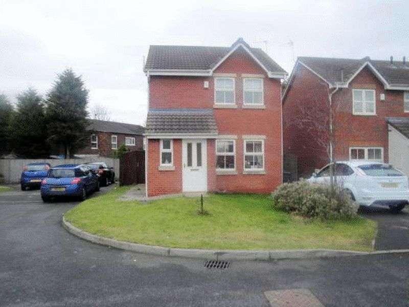 Property for sale in Alconbury Close, Warrington