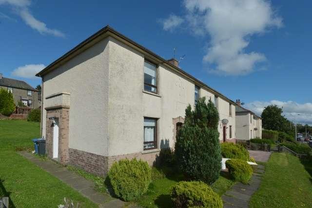 2 Bedrooms Flat for sale in Stuart Terrace, Bathgate, West Lothian, EH48 1DZ
