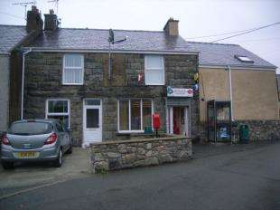 3 Bedrooms Semi Detached House for sale in Bethel, Caernarfon, Gwynedd, LL55