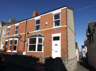 3 Bedrooms End Of Terrace House for sale in Park Road, Colwyn Bay, Conwy, LL29