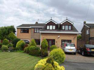 4 Bedrooms Detached House for sale in Guild Hey, Knowsley, Prescot, Merseyside, L34