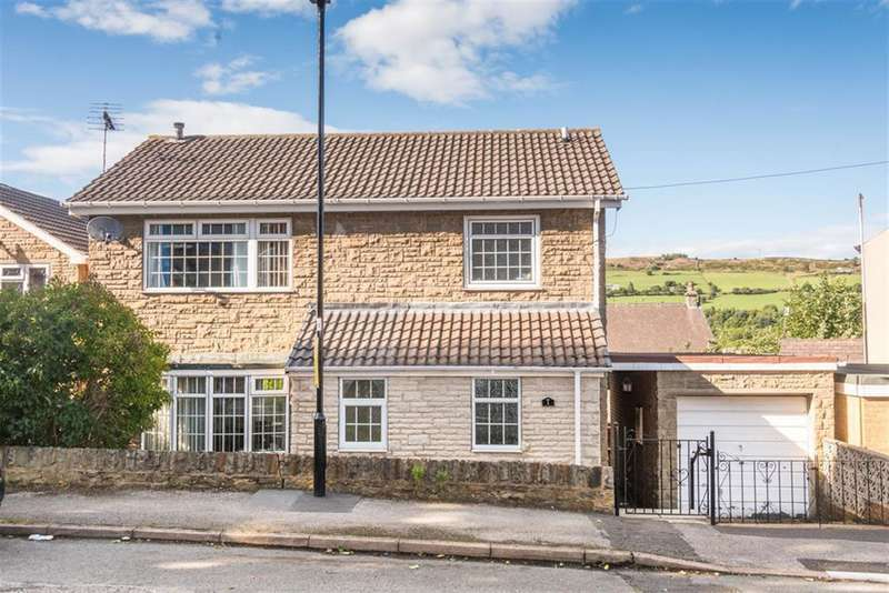 3 Bedrooms Detached House for sale in York Road, Stocksbridge, Sheffield, S36 1GG