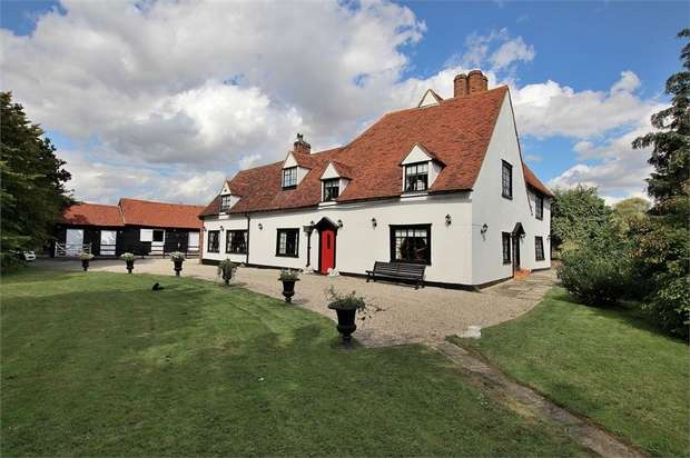 4 Bedrooms Detached House for sale in Witham, Essex