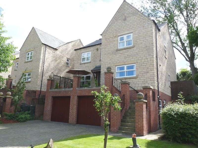 4 Bedrooms Detached House for sale in Olders Valley, Woodville, Swadlincote