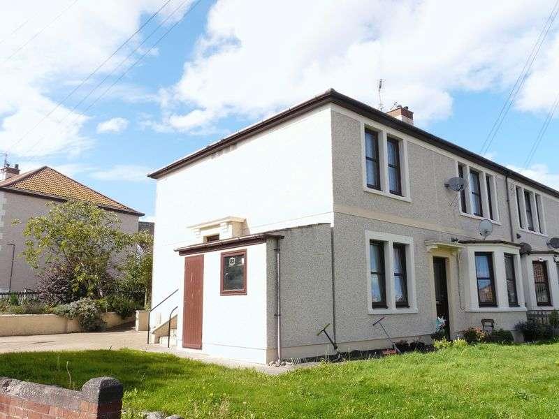 2 Bedrooms Flat for sale in Blakewell Gardens, Tweedmouth, Berwick-Upon-Tweed