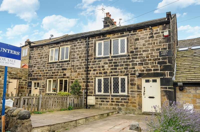 3 Bedrooms Terraced House for sale in Stoneycroft, Rawdon, Leeds, LS19 6EW