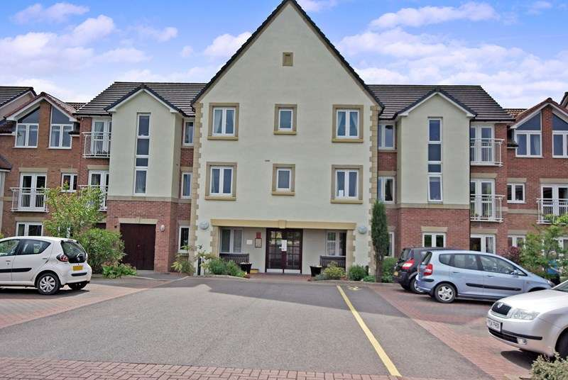 2 Bedrooms Retirement Property for sale in Rowan Court, Thirsk, YO7 1GD