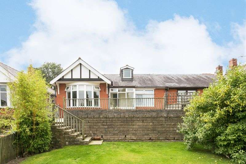 3 Bedrooms Semi Detached House for sale in Grove Road, Upholland, WN8 0LH