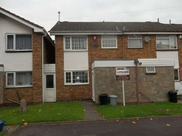 3 Bedrooms Semi Detached House for sale in Larch Avenue, Handsworth, B21