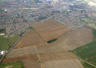 Land Commercial for sale in Major Greenfield Development, Sleaford