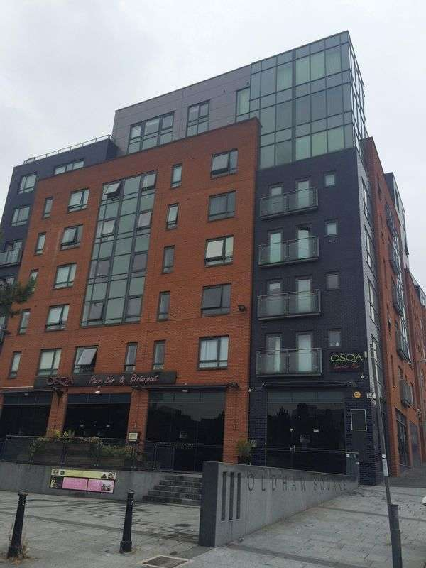2 Bedrooms Flat for sale in Oldham Street City Centre L1