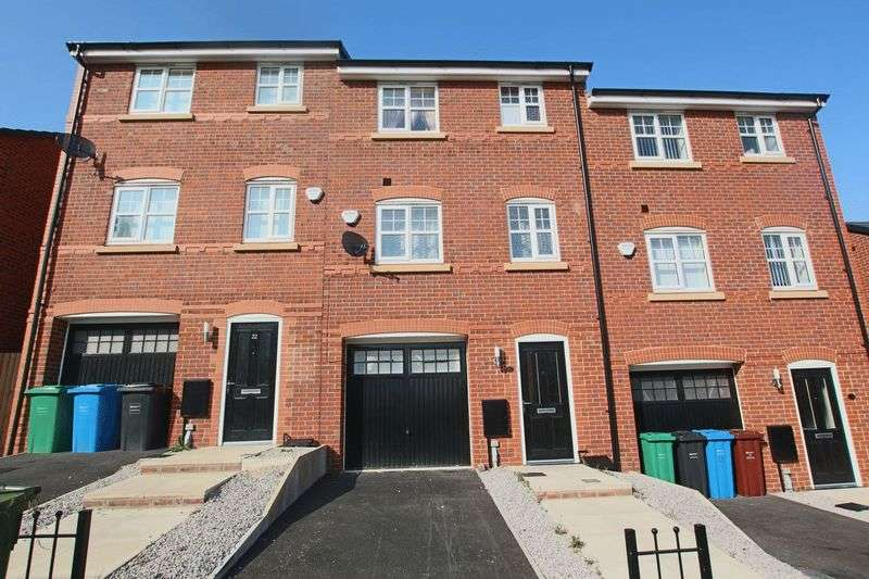 3 Bedrooms Terraced House for sale in Celia Street, Blackley, Manchester M8 5UB