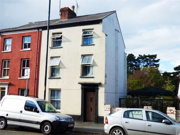 3 Bedrooms End Of Terrace House for sale in Etnam Street, Leominster, Herefordshire