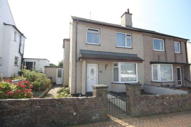 3 Bedrooms Semi Detached House for sale in Bridge Street, Llangefni