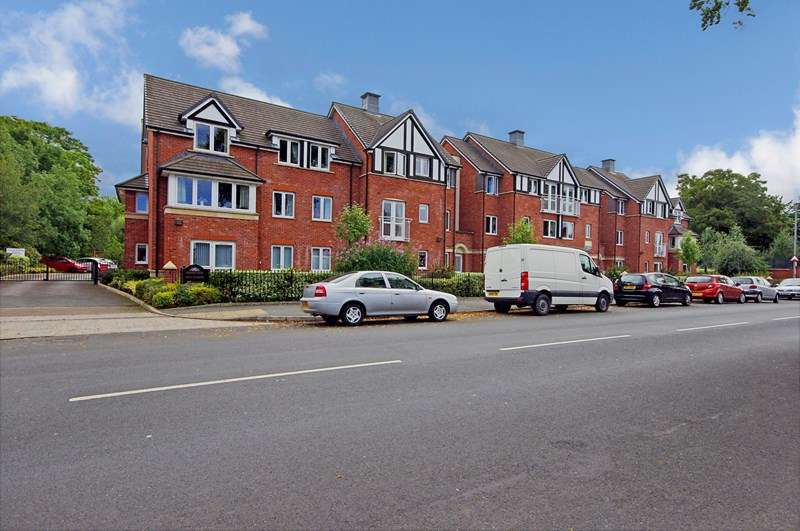 1 Bedroom Retirement Property for sale in Hodgson Court, Manchester, M19 2HE