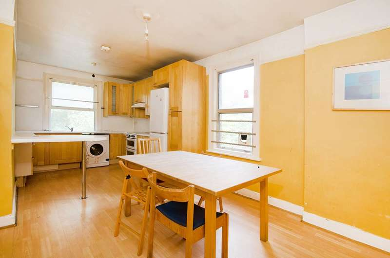 3 Bedrooms Maisonette Flat for sale in Willesden Lane, Kilburn, NW6