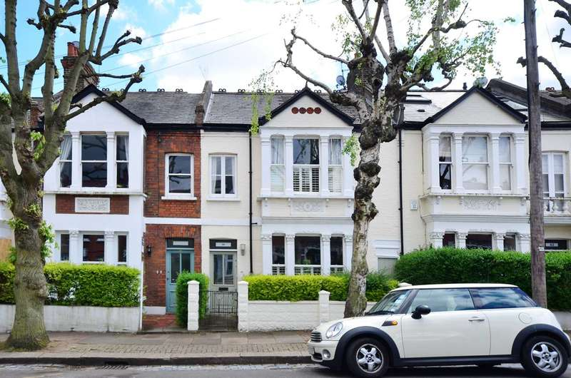4 Bedrooms House for rent in Southdean Gardens, Southfields, SW19