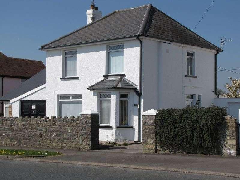 3 Bedrooms Detached House for sale in High Street, Bridgend