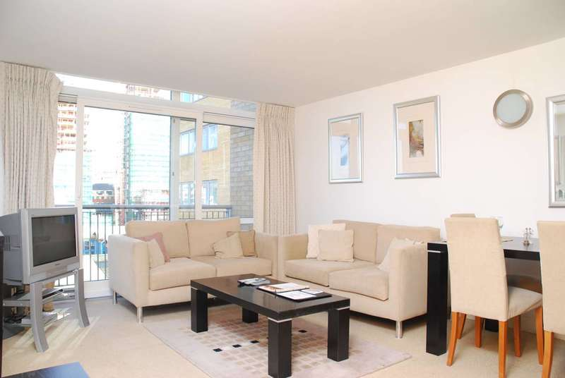 2 Bedrooms Flat for sale in Cassilis Road, Canary Wharf, E14
