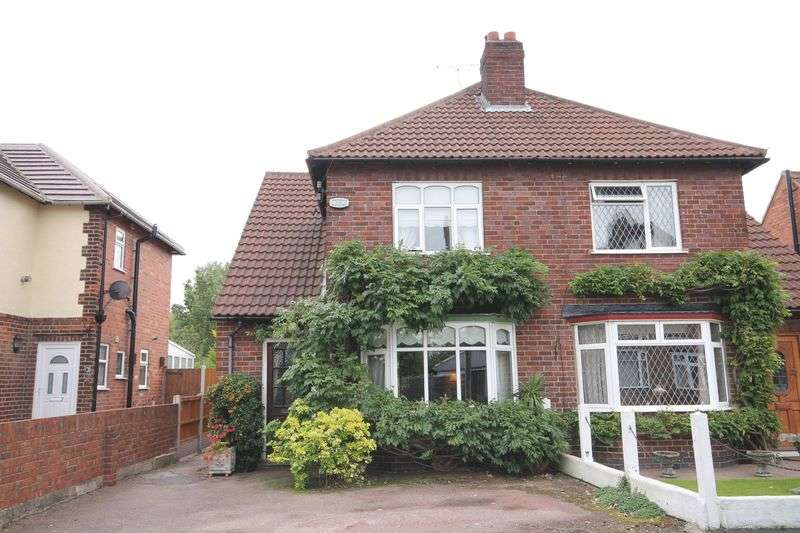 3 Bedrooms Semi Detached House for sale in Eastcroft Avenue, Derby