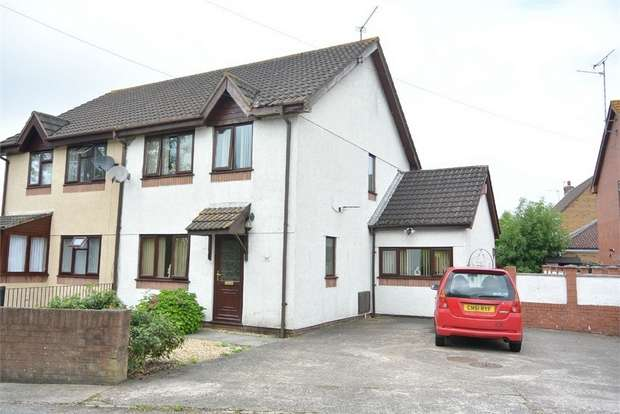 3 Bedrooms Detached House for sale in Nash Road, NEWPORT