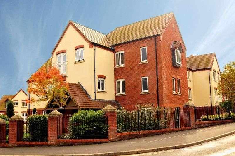 1 Bedroom Flat for sale in Kings Loade, Bridgnorth
