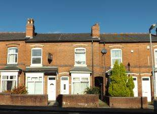 3 Bedrooms Terraced House for sale in Gleave Road, Selly Oak, Birmingham, West Midlands