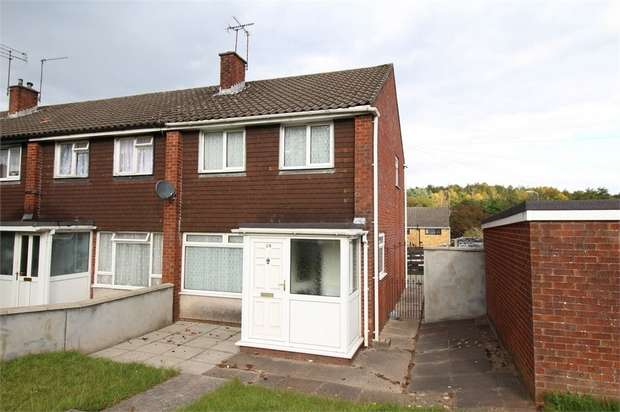 3 Bedrooms Semi Detached House for sale in Pilton Vale, Newport