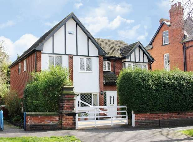6 Bedrooms Detached House for sale in Blenheim Road, St Johns, Wakefield