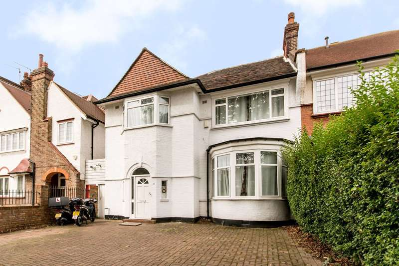 4 Bedrooms Semi Detached House for sale in The Avenue, Brondesbury, NW6