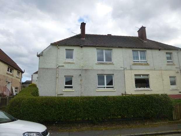 2 Bedrooms Flat for sale in Arnott Drive, Barrowfield, Coatbridge, ML5