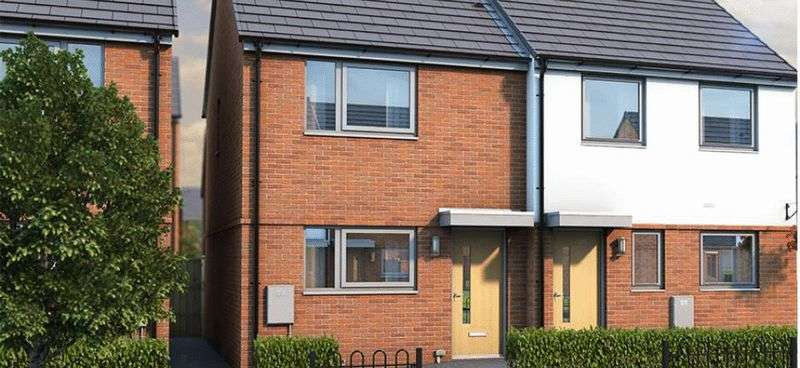 2 Bedrooms Semi Detached House for sale in The Lapwing, Waters Keep, Walsall