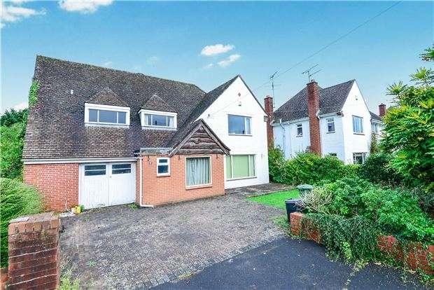 4 Bedrooms Detached House for sale in Justice Avenue, Saltford, BRISTOL, BS31 3DR