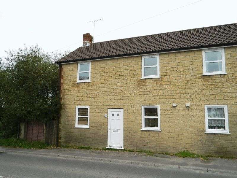 3 Bedrooms Semi Detached House for sale in Furnham Road, Chard