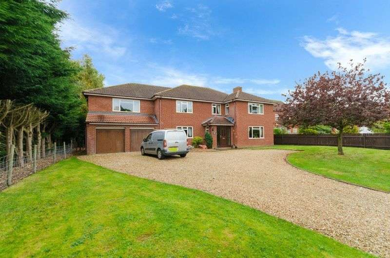 5 Bedrooms Detached House for sale in Sandy Lane, Great Steeping