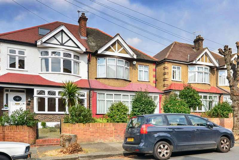 3 Bedrooms Terraced House for sale in Kirkstall Road, Brixton, SW2