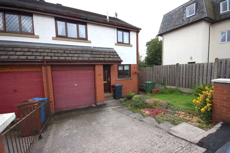 3 Bedrooms End Of Terrace House for sale in Railway Terrace, Wesham
