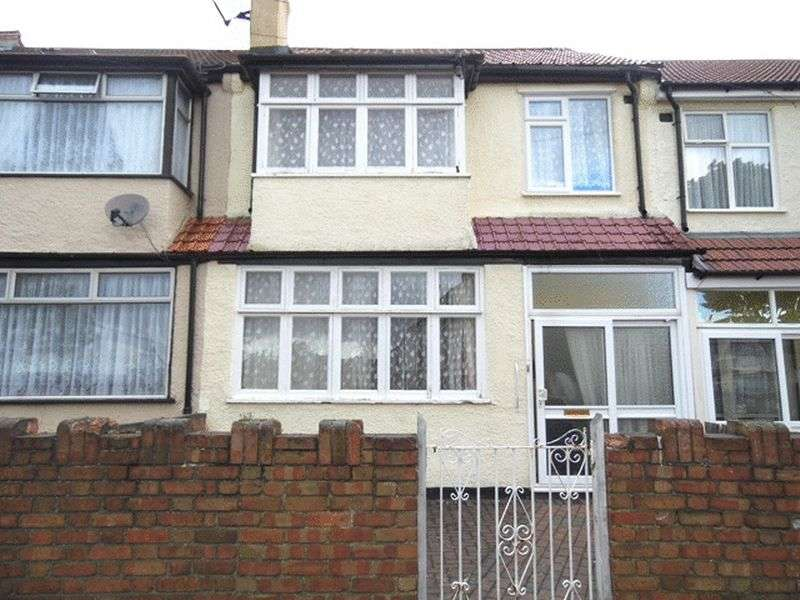 3 Bedrooms Terraced House for sale in Larbert Road, STREATHAM VALE, London SW16