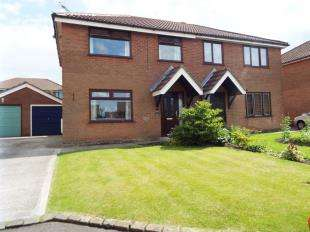 3 Bedrooms Semi Detached House for sale in Calder Avenue, Longridge, Preston, Lancashire, PR3