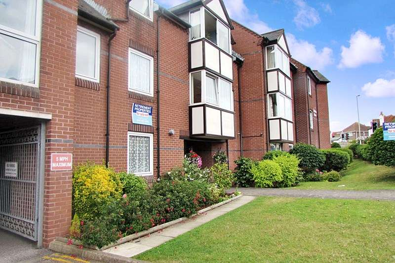 1 Bedroom Retirement Property for sale in Hometor House, Exmouth, EX8 1UA