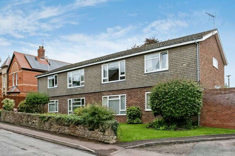 2 Bedrooms Flat for sale in Palmerston Road, Ross-on-Wye
