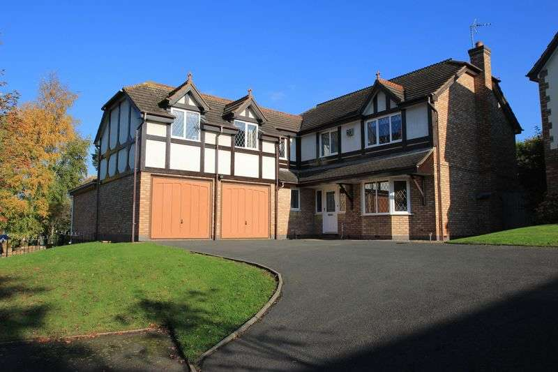 5 Bedrooms Detached House for sale in Chestnut Grove, Penkridge, ST19 5LX