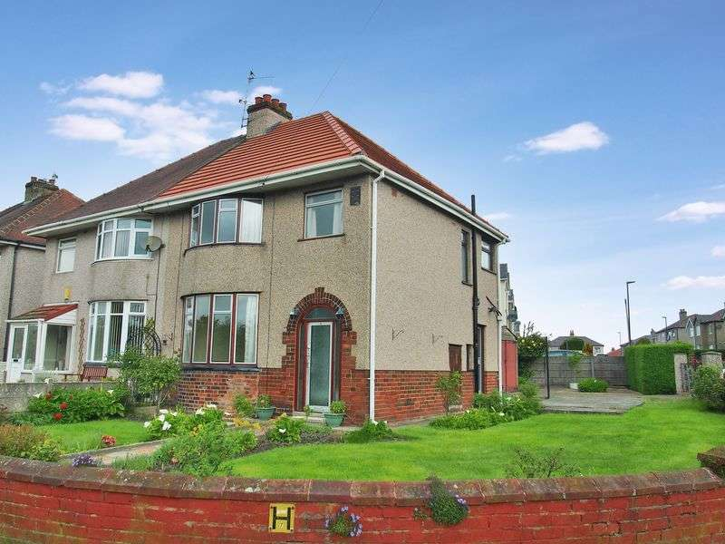3 Bedrooms Semi Detached House for sale in Mallowdale Road, Scale Hall, Lancaster
