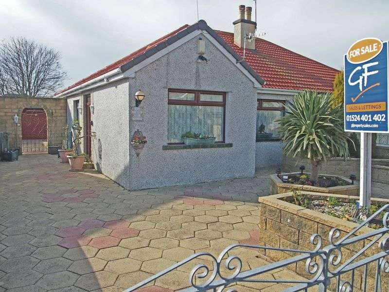 2 Bedrooms Semi Detached Bungalow for sale in Levens Drive, Heysham, Morecambe