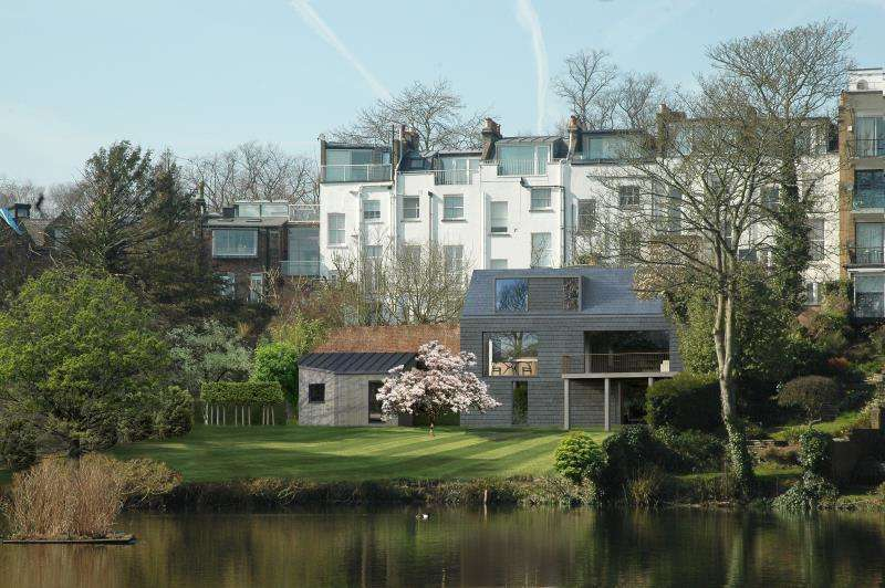 5 Bedrooms Detached House for sale in Vale Of Health, Hampstead